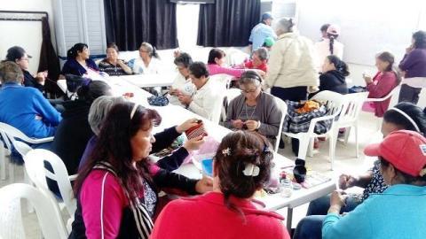 Centro Día - Foto: Secretaría Social