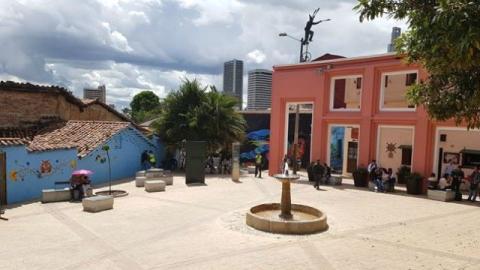Chorro de Quevedo - Foto: Alcaldía Local de la Candelaria