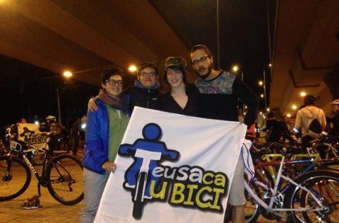 Amantes de la bici se darán cita en Teusaquillo