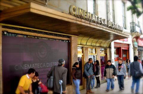 Cinemateca Distrital - Foto: www.culturarecreacionydeporte.gov.co