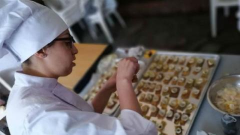 Cocinera - Foto: Agencia Pública de Empleo SENA