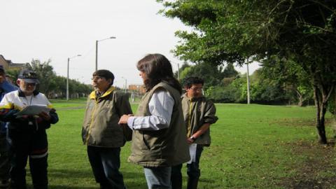 Comité Local de Ambiente - Foto: Fundación Humedales Bogotá (Jorge Emmanuel Escobar Moreno)