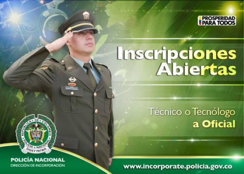 Convocatoria En La Polic A Nacional Portal Bogota