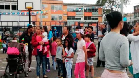 Día de los niños - Foto: Alcaldía Local de Barrios Unidos
