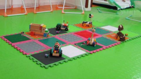 Dotación jardines infantiles - Foto: bogota.gov.co