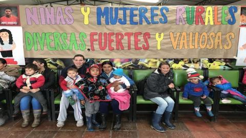 Actividades culturales en El Chorrillo - Foto: Subred Norte