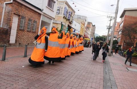 El Poder del Cono se toma oficialmente a Bogotá.