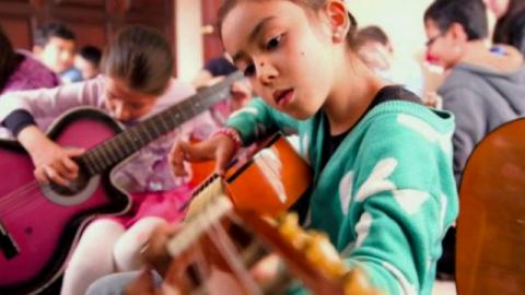 Escuela de formación artística - Foto: Alcaldía Local de Bosa