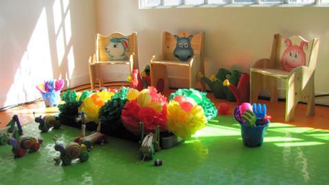 Espacios primera infancia - Foto: bogota.gov.co