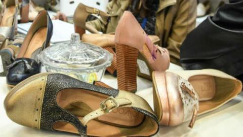 Feria del Cuero, Calzado y Marroquinería - Foto: Corferias