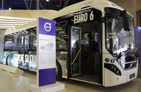 Feria de transporte - Portal Bogotá - Foto:fitrans.com.co