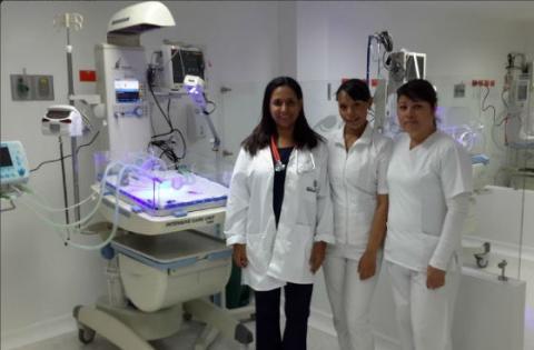 Personal de salud - Foto: Secretaría de Salud