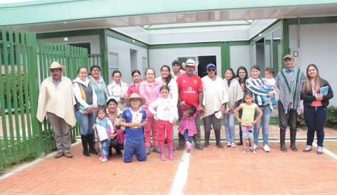 Habitantes de Sumapaz - Foto: SCRD