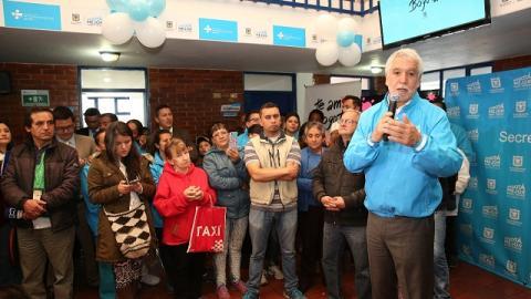 Nuevo CAPS abre sus puertas en el barrio Marichuela en Usme - Foto: Alcaldía Mayor de Bogotá /Diego Bauman