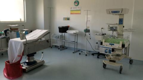 Instalaciones hospitalarias - Foto: bogota.gov.co