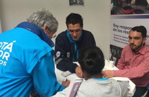 Jornada de formación y empleo - Foto: IPES