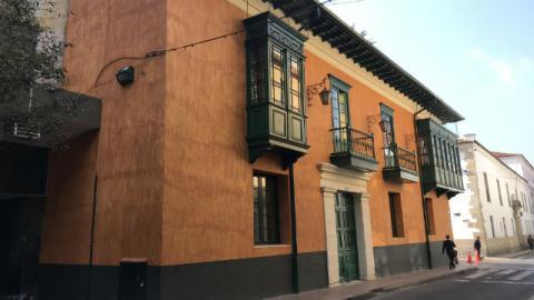 La Candelaria - Foto: Javier Cortés- Portal Bogotá