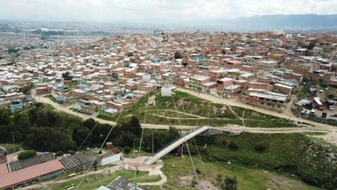 Legalización de barrios