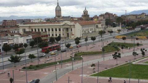 Localidad de Los Mártires - Foto: Colprensa