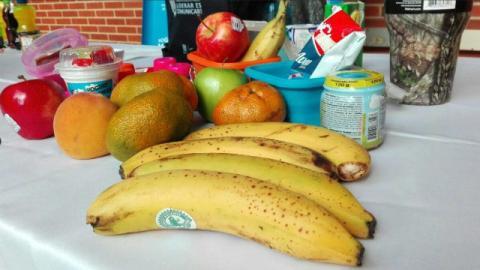 Lonchera saludable - Foto: Secretaría de Salud