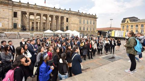 One Young World 2017 - Foto: Cámara de Comercio de Bogotá