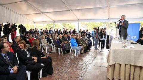 Pacto por la 100 - Foto: Alcaldía Mayor de Bogotá