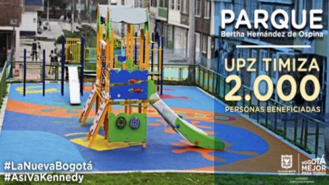 Parque Bertha Hernández de Ospina