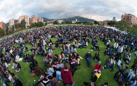 Parque El Country - Foto: Instituto Distrital de las Artes (Idartes)
