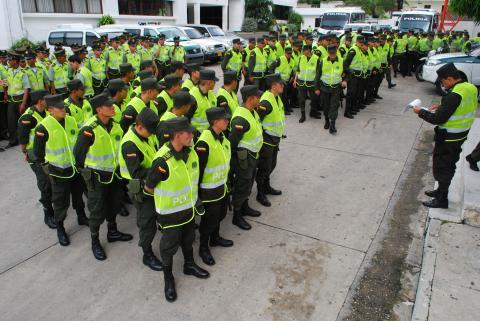 Directivo De La Polic  A Nacional   Portal Bogota   Bogota Gov Co