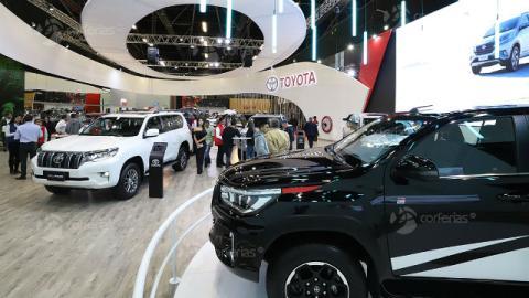 Salón del Automóvil - Foto: Corferias