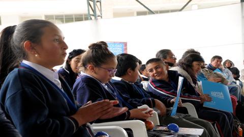Foro Educativo Local de Sumapaz - Foto: Secretaría de Educación