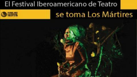 Teatro en Los Mártires