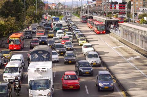 Carrera Séptima y Autopista Norte se modernizarán para salir o llegar a Bogotá sin trancones