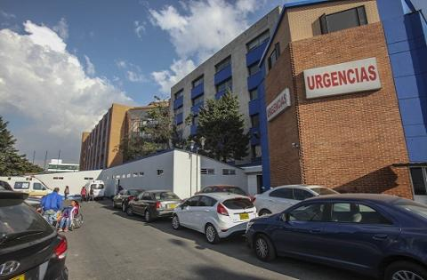 Urgencias hospital de Kennedy - Foto: Comunicaciones Alcaldía Mayor de Bogotá /  Diego Bauman