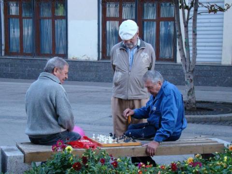 Bazar productivo para las personas mayores - Foto: Pixabay