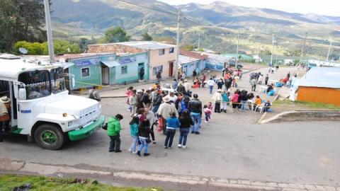 Rendición de cuentas - Foto: Portal Bogotá
