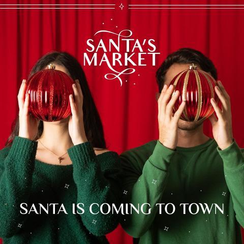 Imagen promocional de Santa's Market.