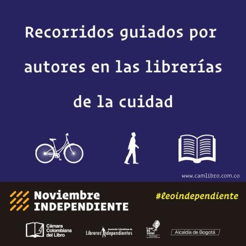 Recorrido librería del centro en Noviembre Independiente