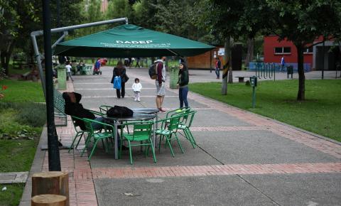Bogotá tiene más espacio público - FOTO: Consejería de Comunicaciones