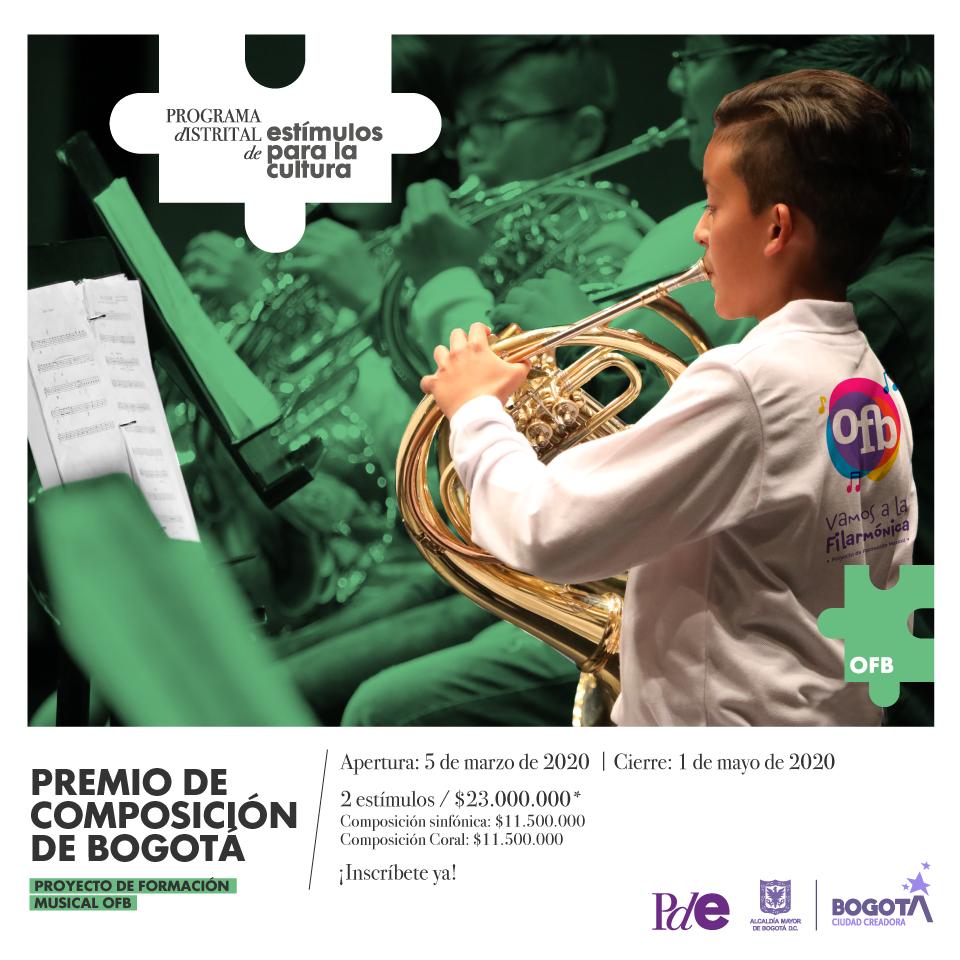 Premio de Composición de Bogotá