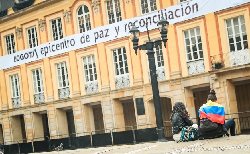 ONU destaca nuevo protocolo de movilización social en Bogotá