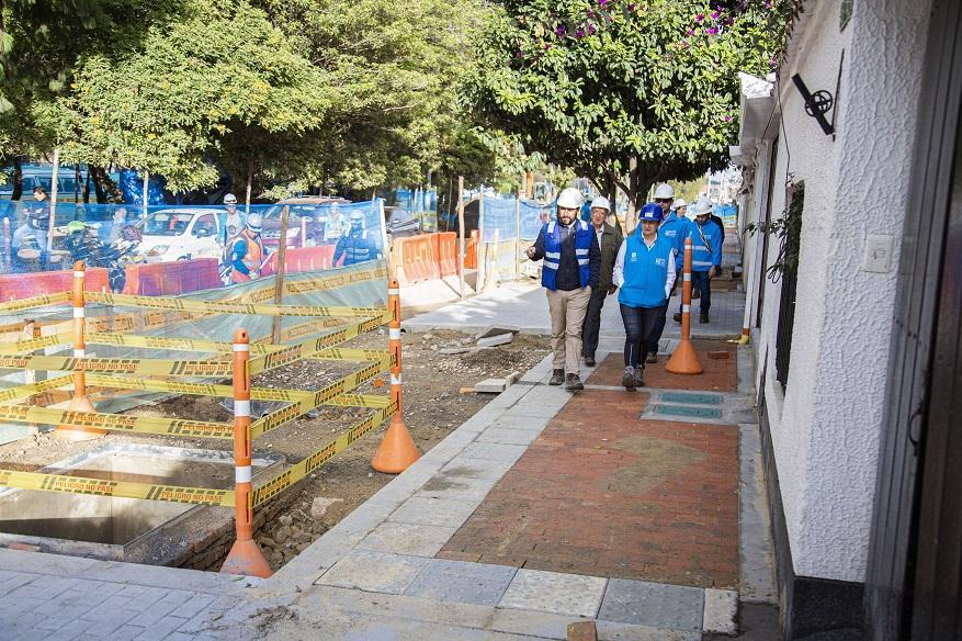 Ampliación de la Avenida La Sirena entre Carreras 9 y 19