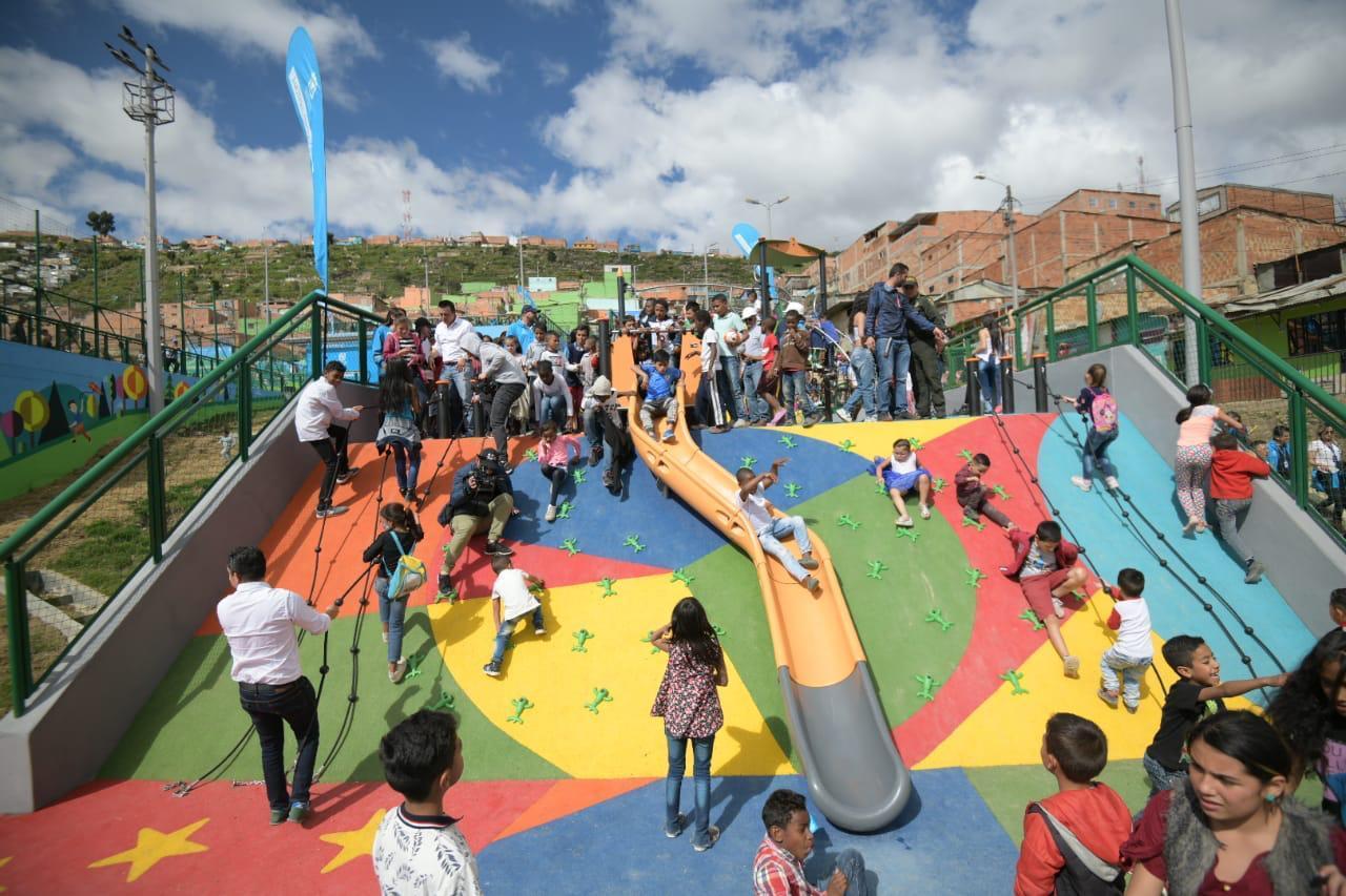 Parque Caracolí Ciudad Bolívar