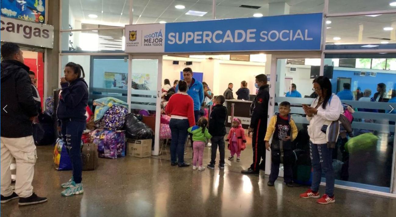 SuperCADE Social - Foto: Portal Bogotá