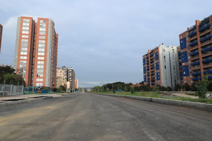 Ampliación de Avenida La Sirena estará lista en enero de 2020 - Foto: Comunicaciones Alcaldía / Diego Bauman