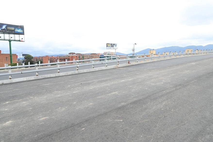Obras Puente vehicular y ampliación de la Calle 63 - Foto: Comunicaciones Alcaldía / Diego Bauman