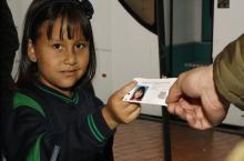 Tarjetas de identidad - Portal Bogotá - Foto:registraduria.gov.co