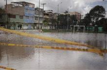 Activados Consejos Locales de Gestión de Riesgos por alerta amarilla en la cuenca del río Tunjuelo