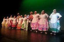 Adultos mayores participantes - Foto: Alcaldía Local de Suba