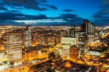Panorámica de Bogotá - Attribution 2.0 Generic (CC BY 2.0), con modificaciones - Foto: Fotur Colombia - www.flickr.com